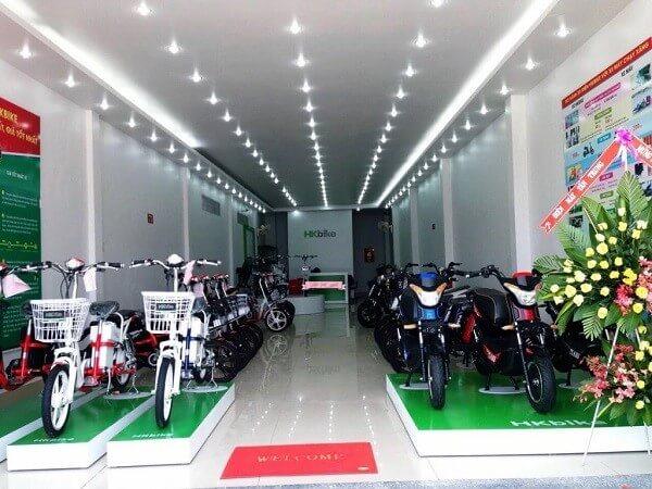 Địa chỉ BikeTown bán xe đạp điện tại Trường Chinh tại quận Tân Bình