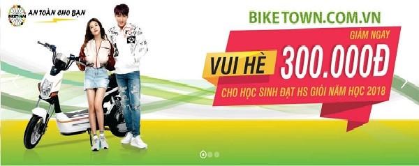 Biketown.com.vn là địa chỉ đúng đắn dành cho quý khách lựa chọn