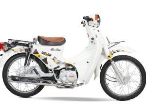 """""""Cub 50cc"""" Sự trở lại của huyền thoại"""