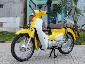 Honda Super Cub 2018 zing 1274 1