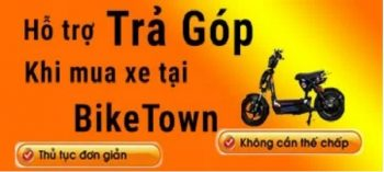 Mua xe đạp điện trả góp | Biketown.com.vn