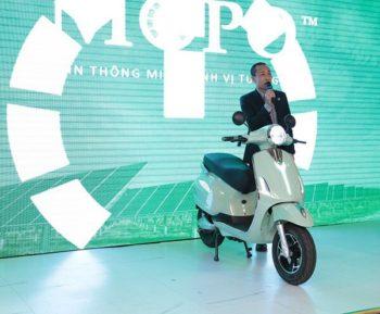 Xe máy điện Xyndi – Xe điện thông minh của người Việt