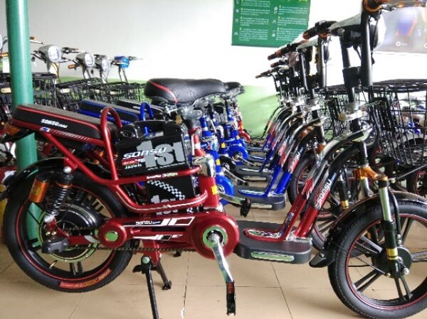 Những đặc điểm nổi bật giúp Sonsu luôn được ưa chuộng trên thị trường xe đạp điện