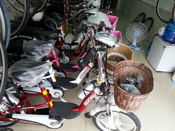 Giá thành là điểm mạnh lớn nhất của xe đạp điện Sonsu Bike