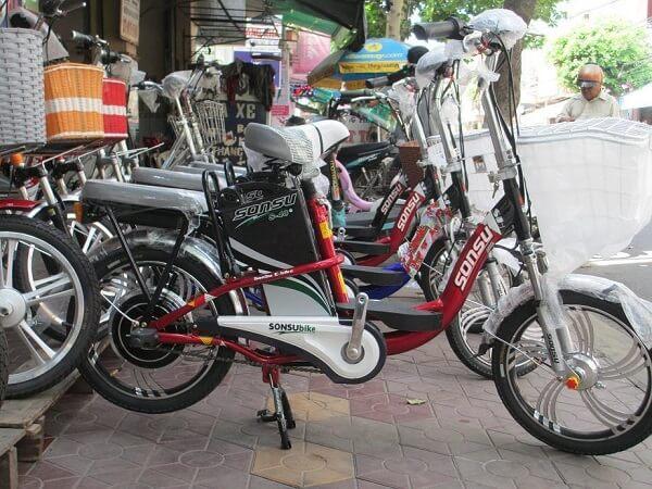 Xe được đánh giá là có độ bền cao và tiện lợi trong quá trình di chuyển