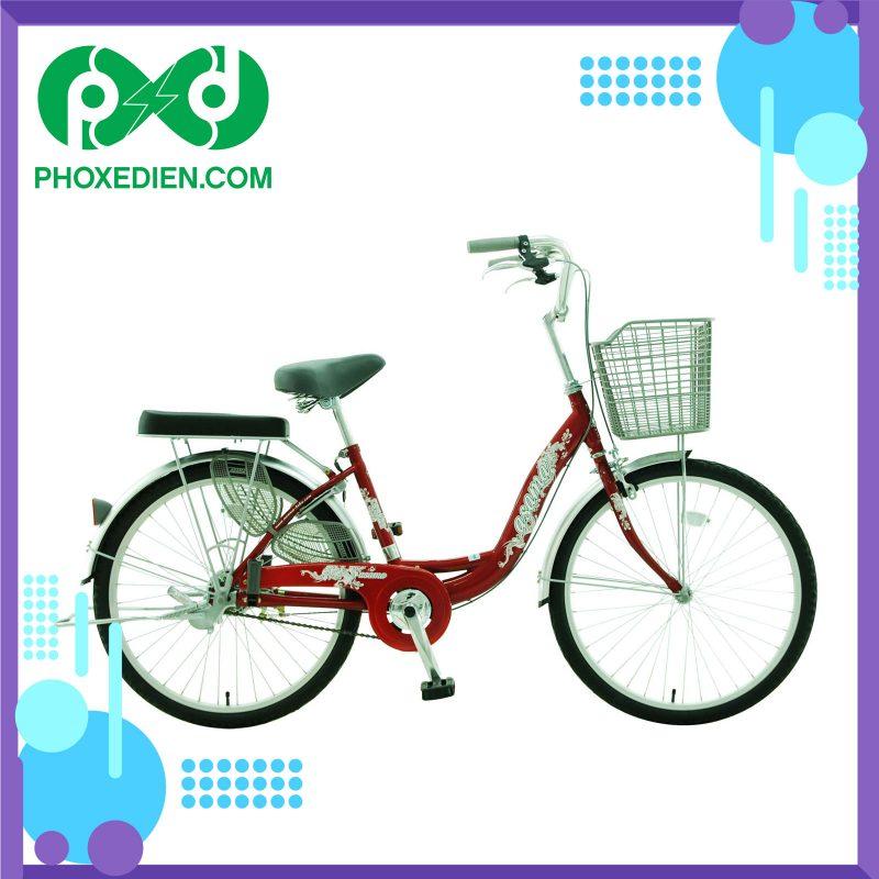 Xe-đạp-Asama-CB-2402-đỏ