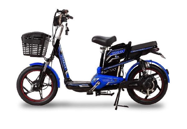 Tiện lợi khi sử dụng xe đạp điện Osakar