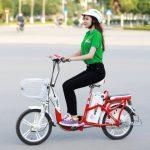 Tiêu chí khi mua xe đạp điện chính hãng