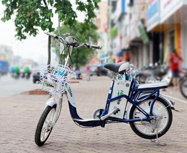 Mẫu xe đạp điện hãng HKBike, bán chạy nhất Việt Nam