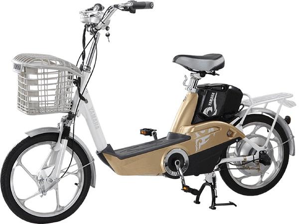 Mẫu xe đạp điện hãng Yamaha, tinh tế trên từng centimet