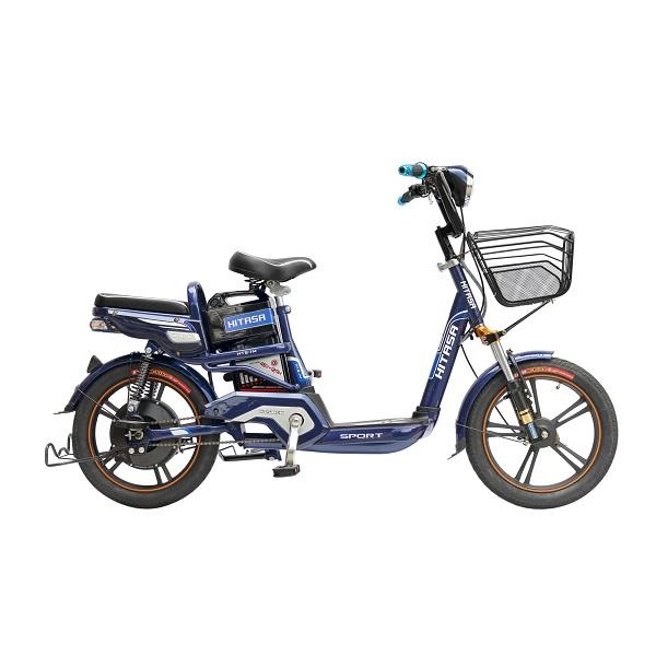 Mẫu xe đạp điện hãng Hitasa, sang – xịn – đẹp - tiện lợi