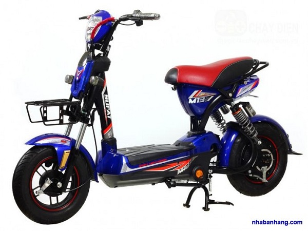 Xe đạp điện SUFAT 133S với màu sắc đa dạng trẻ trung