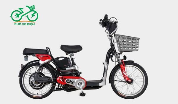 Xe đạp điện Asama Ray – phù hợp cho mọi lứa tuổi