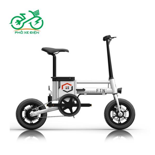 Xe đạp thể thao Homesheel T1 có thể gấp gọn khi không sử dụng, một thiết kế lý tưởng cho bạn