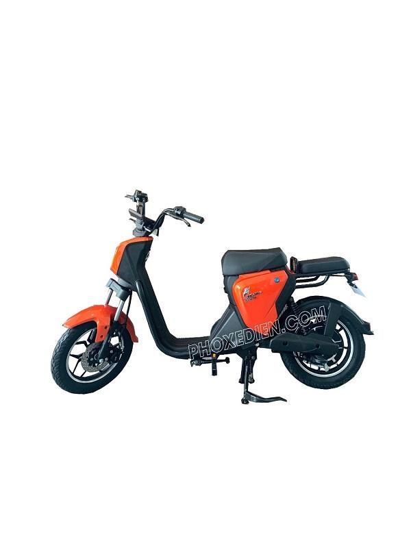 Xe đạp điện DK Sparta thiết kế nhỏ gọn nhưng cá tính