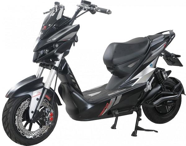 Xe máy điện Dibao Jeek One, đệ nhất động cơ