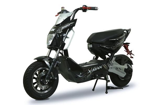 Hãng xe máy điện Xmen Yadea HS Deluxe, hội tụ độ bền và chất lượng