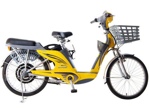 Những ưu điểm của xe đạp điện Asama