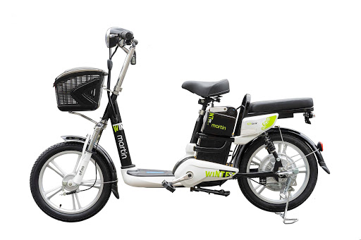 Cấu tạo của chiếc xe đạp điện Martin