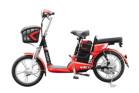 Xe đạp điện Martin với nhiều ưu điểm