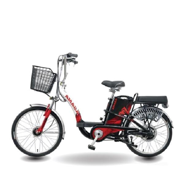 Xe đạp điện là phương tiện giao thông thịnh hành ngày nay tại Việt Nam.