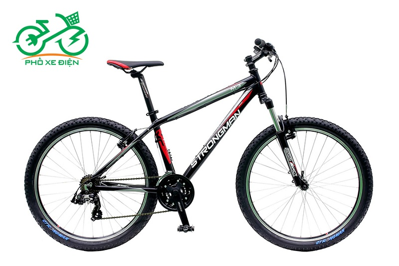 Xe đạp thể thao cao cấp Strongman M3