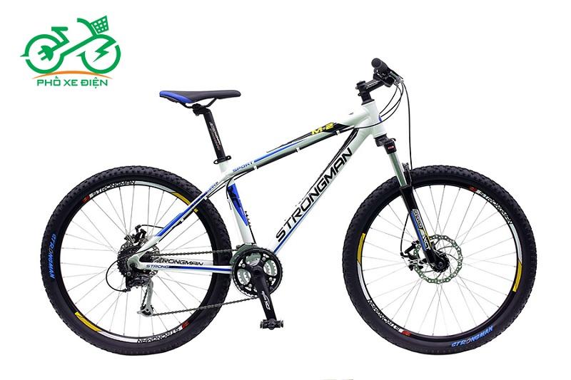 Xe đạp thể thao cao cấp Strongman M2
