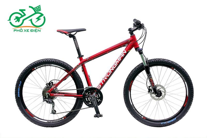 Xe đạp thể thao cao cấp Strongman M1