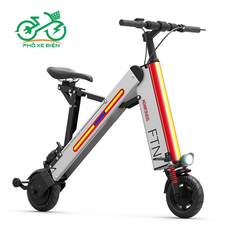Xe đạp thể thao gấp Homesheel A3