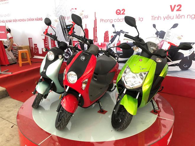Dòng xe máy điện Honda có gì nổi bật