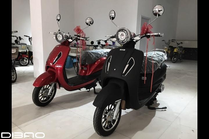 Top 3 mẫu xe máy điện Honda mới nhất