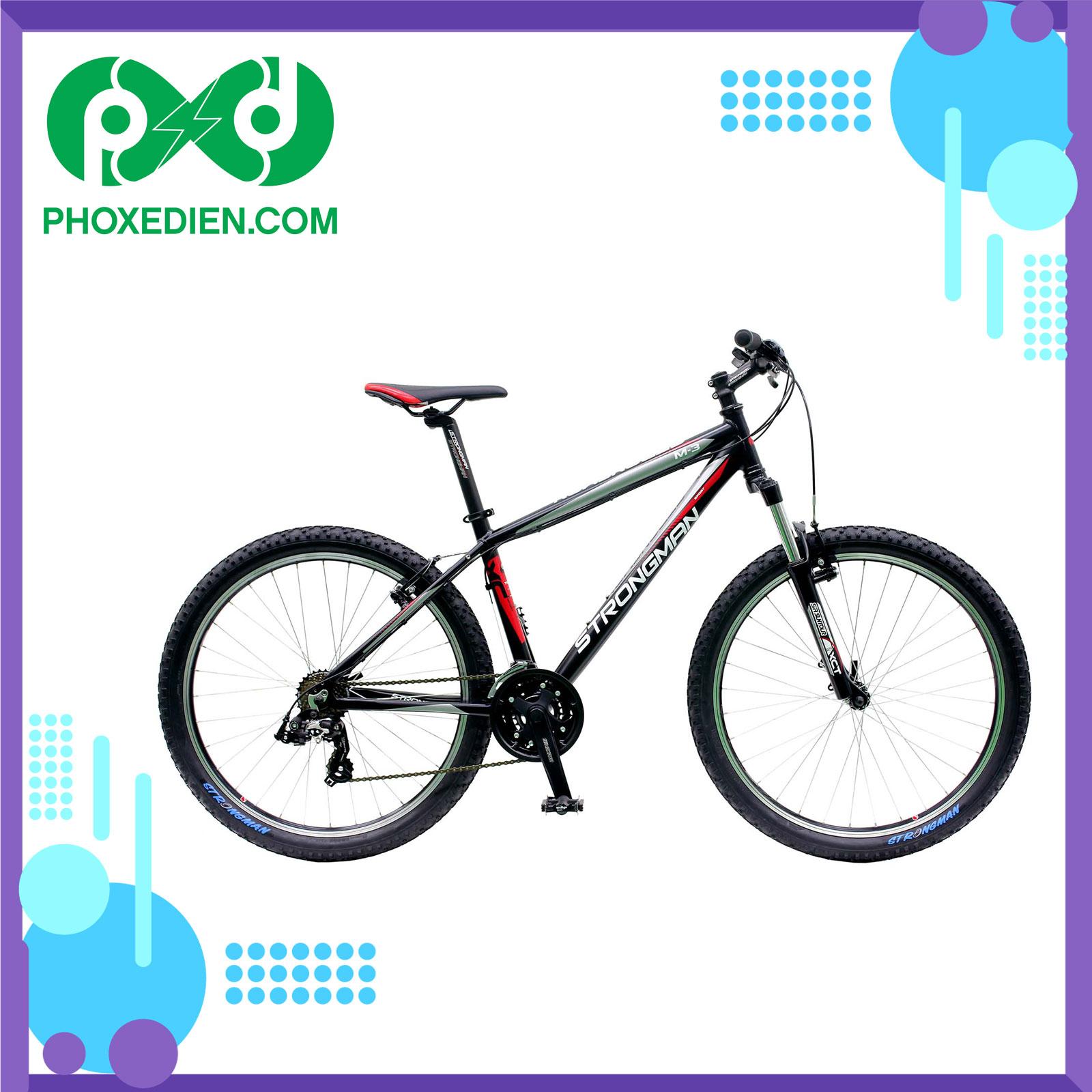 Xe-đạp-thể-thao-cao-cấp-strongman-M3-đen