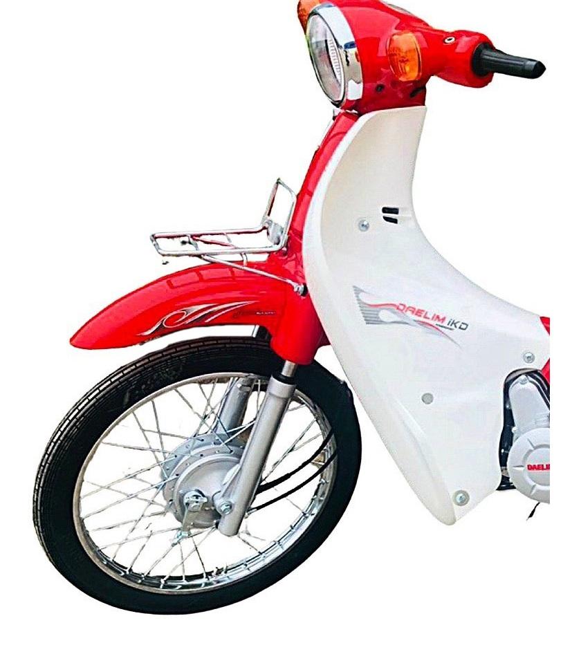 Xe máy cub 50 – Màu đỏ - Copy