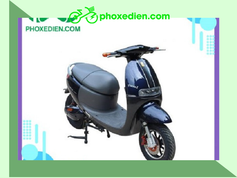 Xe máy điện DK Luxury cao cấp