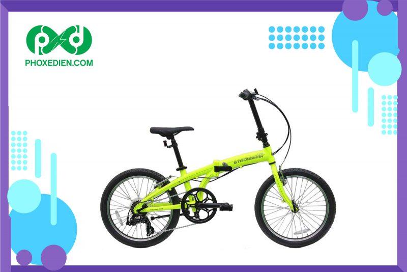 Xe đạp thể thao cao cấp F-2.0