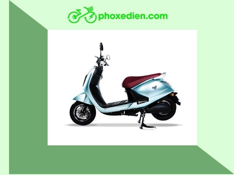 Xe máy điện anbico hiện đại