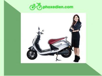 Xe máy điện anbico chính hãng, giá tốt 2021